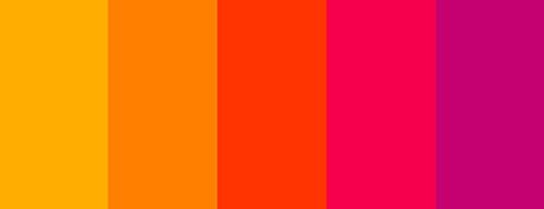 colorescalidos